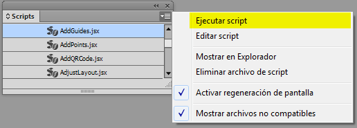 executar-script